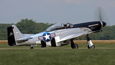 Photo ID 145083 by David F. Brown. Private Private North American P 51D Mustang, NL51HY