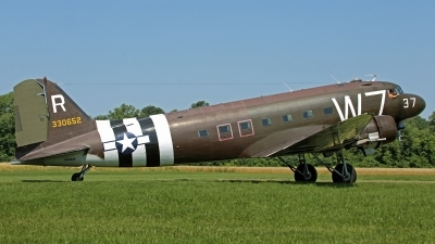 Photo ID 145086 by David F. Brown. Private 1941 Historical Aircraft Group Douglas C 47A Skytrain, N345AB