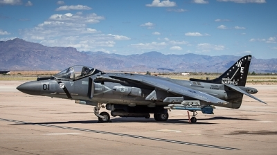 Photo ID 145159 by Steven Valinski. USA Marines McDonnell Douglas AV 8B Harrier ll Plus, 165580