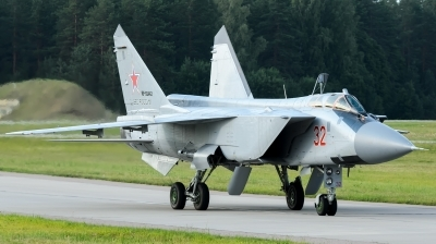 Photo ID 145151 by Alexey Mityaev. Russia Air Force Mikoyan Gurevich MiG 31BM, RF 92442