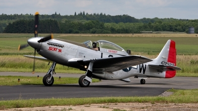 Photo ID 145230 by Jan Eenling. Private Private North American TF 51D Mustang, PH VDF
