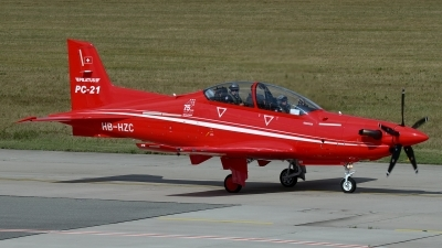 Photo ID 145274 by Rainer Mueller. Company Owned Pilatus Pilatus PC 21, HB HZC