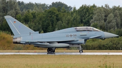 Photo ID 145362 by Thomas Wolf. Germany Air Force Eurofighter EF 2000 Typhoon T, 30 99