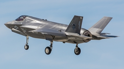 Photo ID 145447 by Steven Valinski. USA Marines Lockheed Martin F 35B Lightning II, 168314