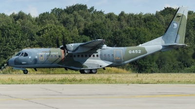 Photo ID 145577 by Rainer Mueller. Czech Republic Air Force CASA C 295M, 0452