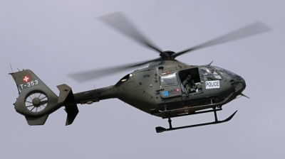 Photo ID 145557 by Radim Koblizka. Switzerland Air Force Eurocopter EC 635P2, T 353