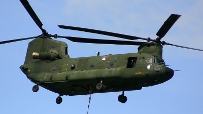 Photo ID 145767 by Jan Eenling. Netherlands Air Force Boeing Vertol CH 47D Chinook, D 663