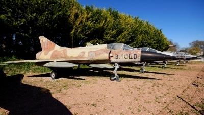 Photo ID 145983 by Lukas Kinneswenger. France Air Force Dassault Mirage IIIC, 50