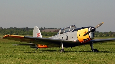 Photo ID 146683 by Jan Eenling. Denmark Air Force De Havilland Canada DHC 1 Chipmunk 22A, OY ALD