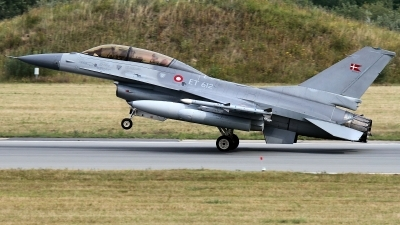 Photo ID 145998 by Rainer Mueller. Denmark Air Force General Dynamics F 16BM Fighting Falcon, ET 612
