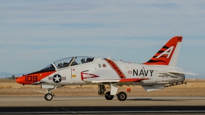 Photo ID 145747 by Steven Valinski. USA Navy McDonnell Douglas T 45C Goshawk, 165088