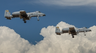 Photo ID 145909 by Steven Valinski. USA Air Force Fairchild A 10C Thunderbolt II, 81 0969