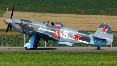 Photo ID 145893 by Lukas Kinneswenger. Private Private Yakovlev Yak 3U, D FYGJ