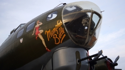 Photo ID 145899 by Lukas Kinneswenger. Private B 17 Preservation Ltd Boeing B 17G Flying Fortress 299P, G BEDF