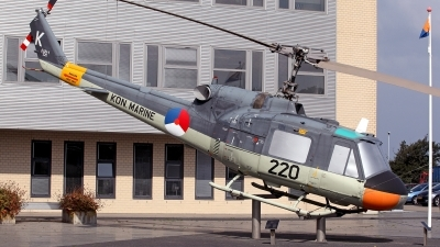 Photo ID 145946 by Carl Brent. Netherlands Navy Agusta AB 204B, 220