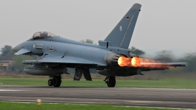 Photo ID 145947 by Milos Ruza. Germany Air Force Eurofighter EF 2000 Typhoon S, 31 04