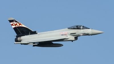 Photo ID 146040 by Stefano Tempestini. UK Air Force Eurofighter EF 2000 Typhoon FGR4, ZK343