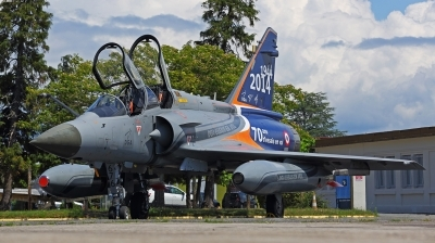 Photo ID 146055 by Mark G.. France CEV Dassault Mirage 2000D, 676