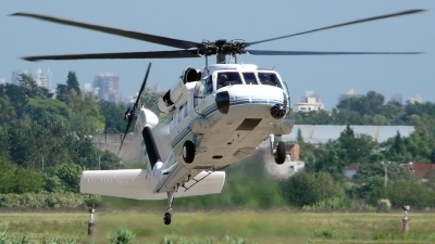 Photo ID 146698 by Martin Kubo. Argentina Government Sikorsky S 70 H 60 Black Hawk Seahawk, H 01