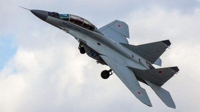 Photo ID 146116 by Alex. Company Owned RSK MiG Mikoyan Gurevich MiG 35,