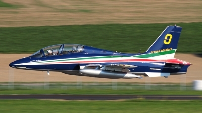 Photo ID 147073 by Manfred Jaggi. Italy Air Force Aermacchi MB 339PAN, MM55053
