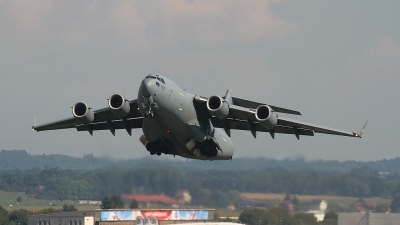Photo ID 147072 by Manfred Jaggi. NATO Strategic Airlift Capability Boeing C 17A Globemaster III, 08 0003