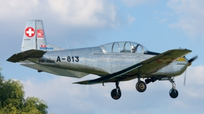 Photo ID 146159 by Roberto Bianchi. Private P 3 Flyers Pilatus P 3 03, HB RBN