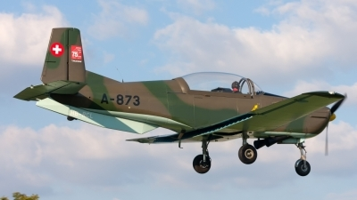 Photo ID 146217 by Roberto Bianchi. Private P 3 Flyers Pilatus P 3 05, HB RCL