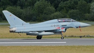Photo ID 146259 by Rainer Mueller. Germany Air Force Eurofighter EF 2000 Typhoon T, 30 99