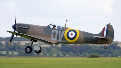Photo ID 146200 by Joop de Groot. Private Mark One Partners LLC Supermarine 300 Spitfire Mk1A, G CFGJ