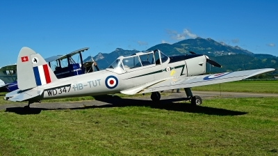 Photo ID 146232 by Sven Zimmermann. Private Association Charlie 039 s Heavy De Havilland Canada DHC 1 Chipmunk 22A, HB TUT