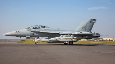 Photo ID 146278 by Jonathan Derden - Jetwash Images. USA Navy Boeing EA 18G Growler, 166936