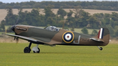 Photo ID 146310 by rinze de vries. Private Mark One Partners LLC Supermarine 300 Spitfire Mk1A, G MKIA