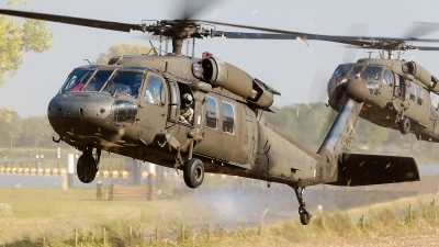 Photo ID 146312 by Alex van Noye. USA Army Sikorsky UH 60A Black Hawk S 70A, 86 24551