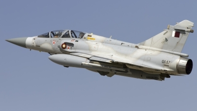 Photo ID 146377 by Chris Lofting. Qatar Emiri Air Force Dassault Mirage 2000 5DDA, QA87