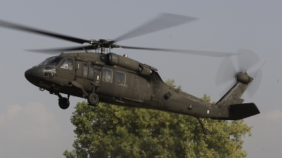 Photo ID 146416 by Melchior Timmers. USA Army Sikorsky UH 60A Black Hawk S 70A, 89 26165