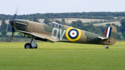 Photo ID 146485 by Joop de Groot. Private Mark One Partners LLC Supermarine 300 Spitfire Mk1A, G CFGJ