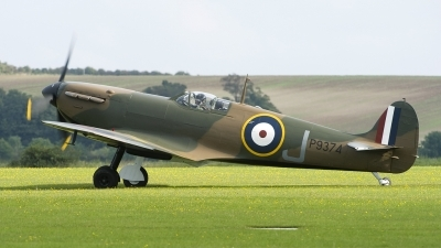 Photo ID 146486 by Joop de Groot. Private Mark One Partners LLC Supermarine 300 Spitfire Mk1A, G MKIA