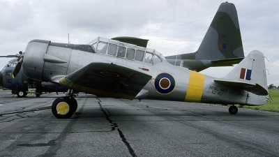 Photo ID 150989 by Joop de Groot. UK Navy North American AT 6D Harvard Mk3, EZ407