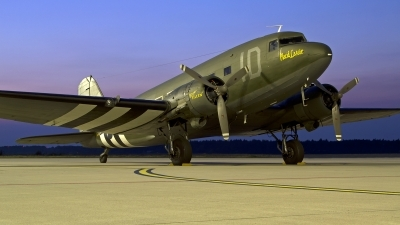 Photo ID 146555 by Niels Roman / VORTEX-images. Private Private Douglas C 47 Skytrain, N74589