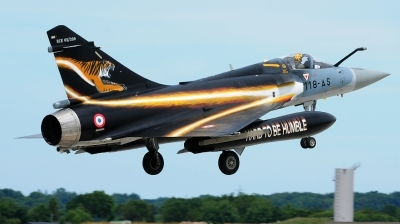 Photo ID 146599 by Sascha. France Air Force Dassault Mirage 2000 5F, 51
