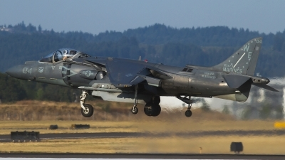Photo ID 146648 by Russell Hill. USA Marines McDonnell Douglas AV 8B Harrier ll Plus, 165573