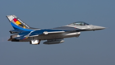Photo ID 146725 by Roberto Bianchi. Belgium Air Force General Dynamics F 16AM Fighting Falcon, FA 84