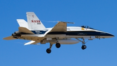 Photo ID 146654 by Russell Hill. USA NASA McDonnell Douglas F A 18A Hornet, N850NA