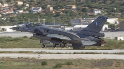 Photo ID 146755 by Tom Gibbons. Greece Air Force General Dynamics F 16C Fighting Falcon, 503