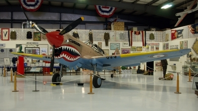 Photo ID 147004 by Michael Baldock. Private Private Curtiss Kittyhawk IA P 40E, NX94466