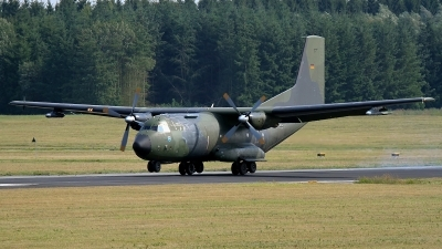 Photo ID 146915 by Rainer Mueller. Germany Air Force Transall C 160D, 50 79