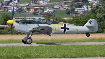 Photo ID 146897 by Andreas Weber. Private Historic Flying Ltd Hispano HA 1112 M1L Buchon, G BWUE