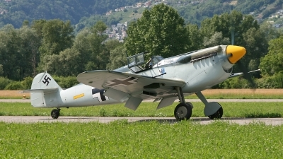 Photo ID 146898 by Andreas Weber. Private Historic Flying Ltd Hispano HA 1112 M1L Buchon, G BWUE