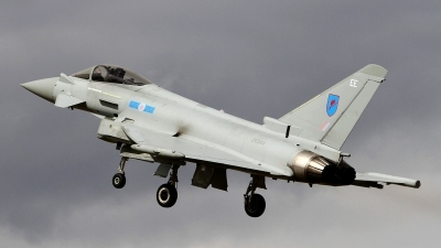 Photo ID 146940 by Paul Newbold. UK Air Force Eurofighter EF 2000 Typhoon FGR4, ZK344